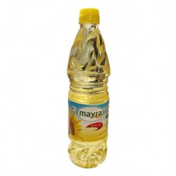 Sunflower Oilソヤビンオイル (1Ltr)