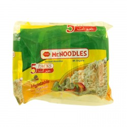Noodles Vegetables (5pcs)