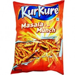 Kurkure Chips-100gm (1p)