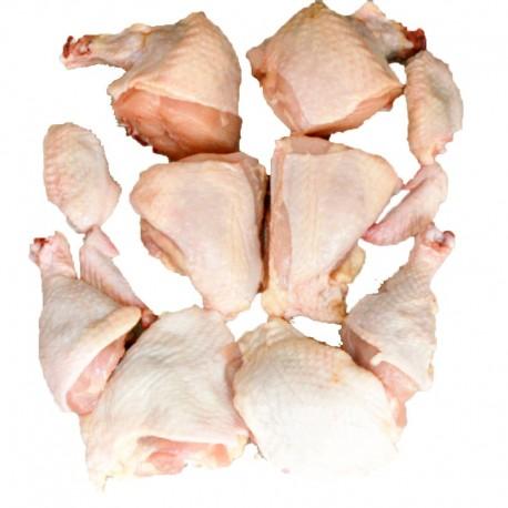 Chicken Whole Cut/チキンホ-ルカット (1kg)